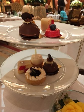 Exceeded our expectations! Look no further for afternoon tea.