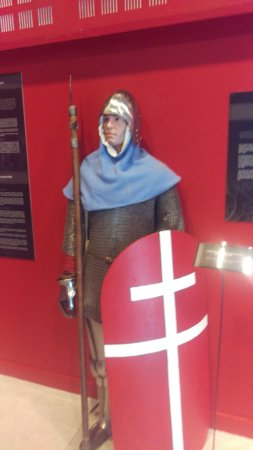 Centre Historique Medieval - Azincourt: Armour