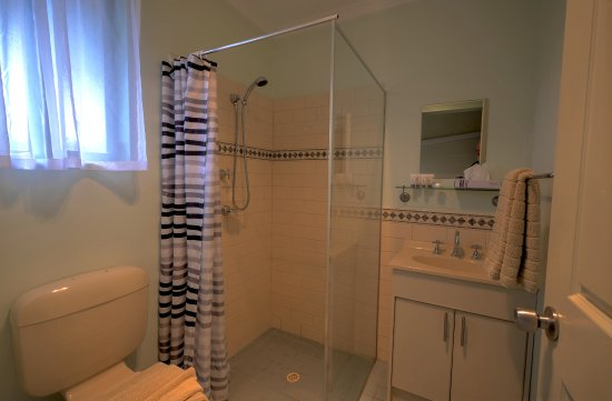 Parndana, Australia: Twin Apartment two bedroom private bathroom