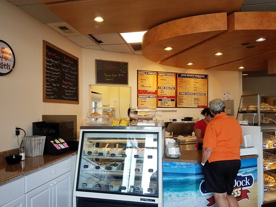 Change Review Of Bagel Dock Express Shallotte Nc Tripadvisor