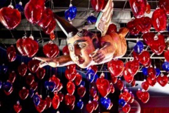 Tubac, AZ: cupid and hearts