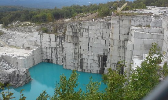Rock Of Ages Quarry Picture Of Rock Of Ages Barre