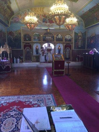 Free Serbian Orthodox Church St George, Canberra