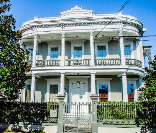 Garden District New Orleans Picture Of Celebration Tours