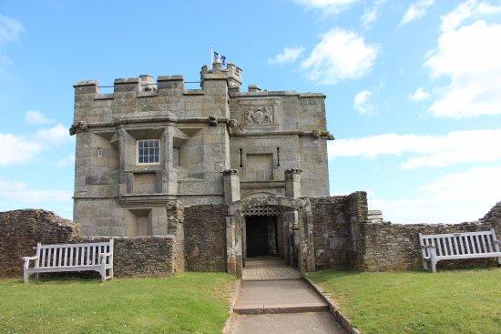 Entrance to Pendennis Castle