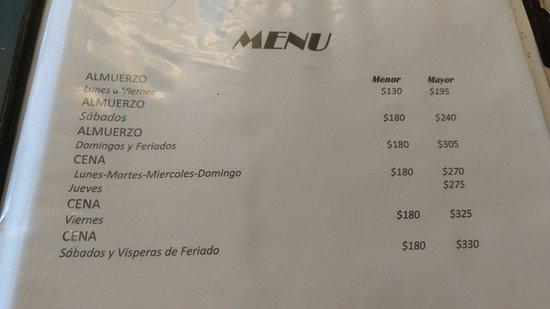 Monte Grande, Аргентина: lista de precios mayo de 2017