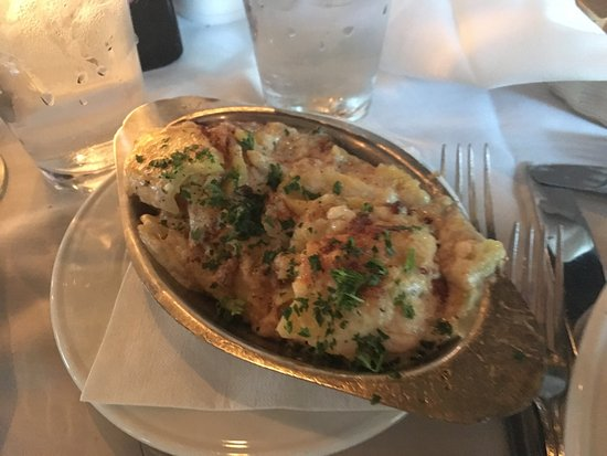 Marigold Cafe & Bakery: Side of scalloped potatoes