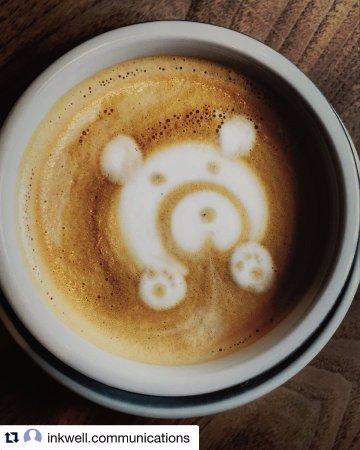 Deep Cove, Canada: latte