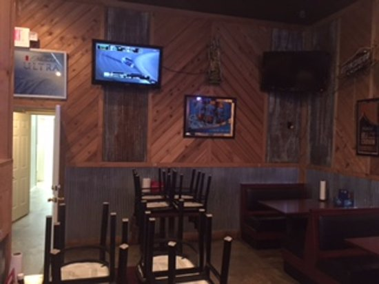 Decatur, อาร์คันซอ: Inside bar