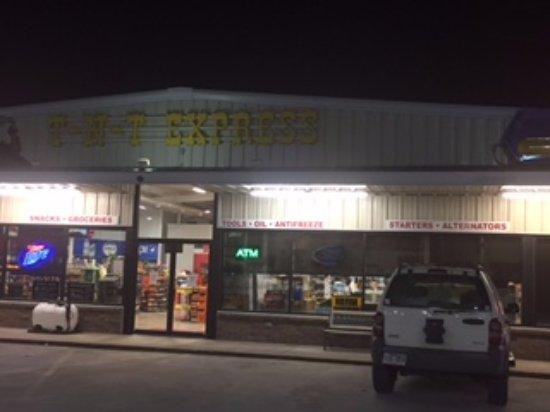 Decatur, AR : Outside entrance