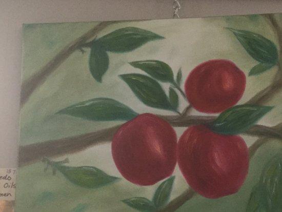 Vernon, Canada: Original art by local artists