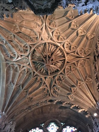 Ely, UK: More Ceiling