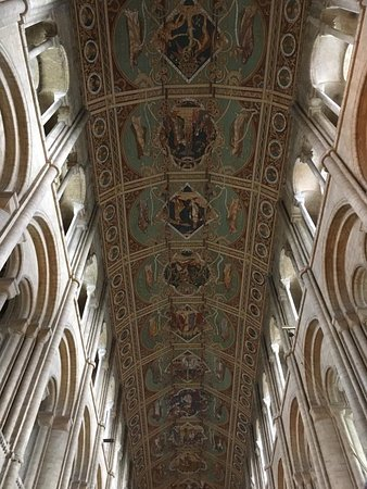 Ely, UK: Another Ceiling
