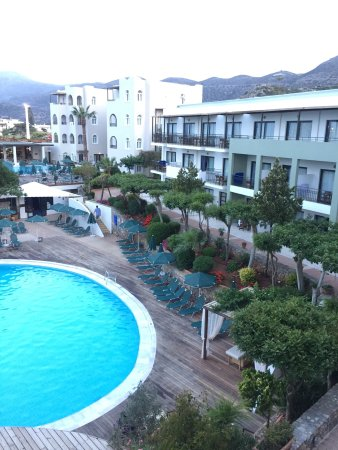 Arminda Hotel and SPA: It is morning