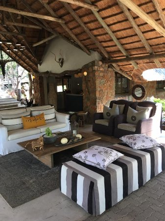 Leopard Hills Private Game Reserve, South Africa: Lobby