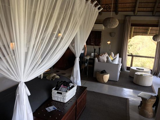 Leopard Hills Private Game Reserve, Sudáfrica: our beautiful room