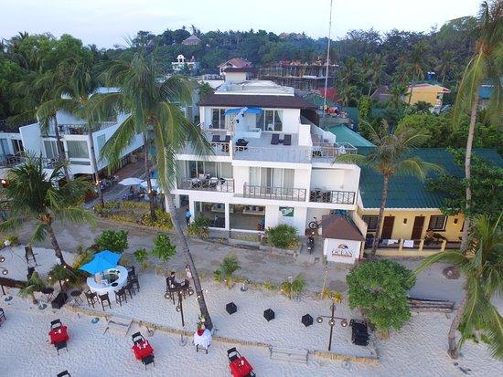 Picture Of Boracay Ocean Club Beach