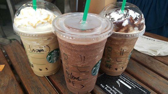 Frappe Starbucks Menu Prices Philippines - Lindy Lopiccolo