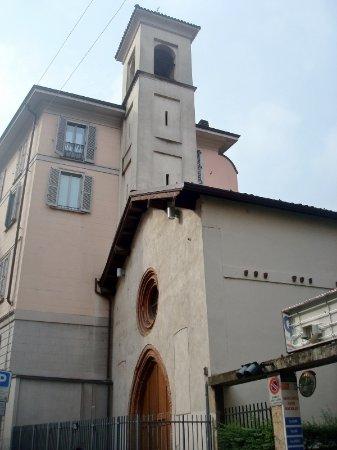 Chiesa di san pietro dei pellegrini milano italien - Corso di porta romana 16 milano ...
