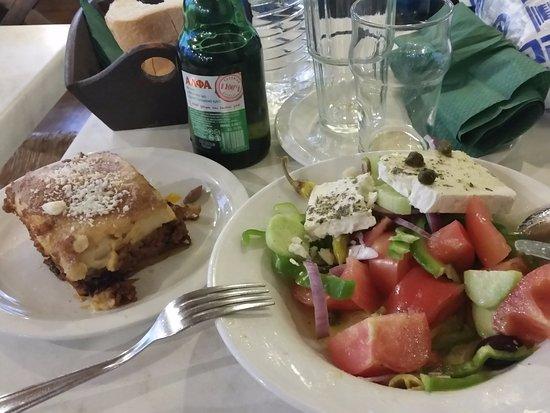 Scholarchio Restaurant: Tutto questo con 15 euro. Tipico, abbondante e buono.