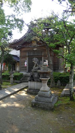 Yamabe Shrine (Shakunin-ji Temple)