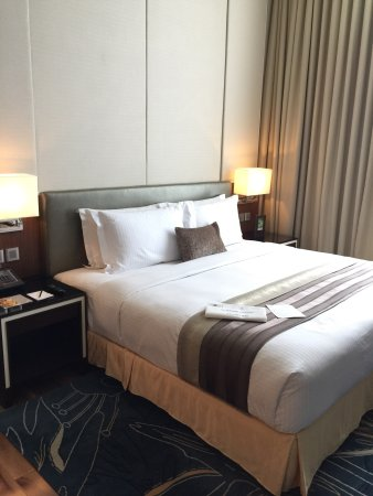 Ascott BGC's Premier 2BR Suite on the 30th floor
