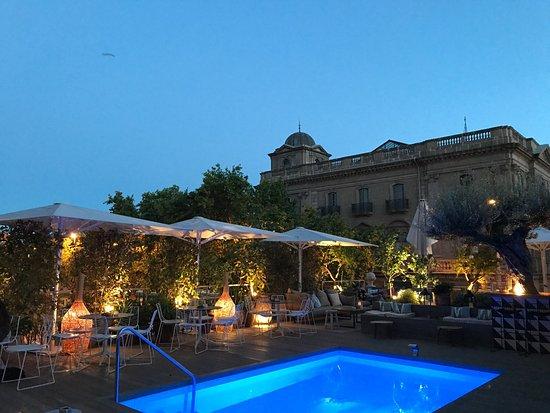 picture of hotel oasis barcelona tripadvisor. Black Bedroom Furniture Sets. Home Design Ideas
