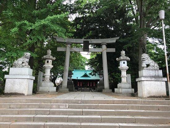 Chikusei, اليابان: 羽黒神社