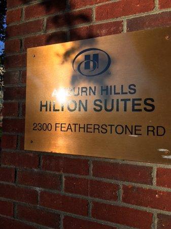 奧本山希爾頓套房飯店照片