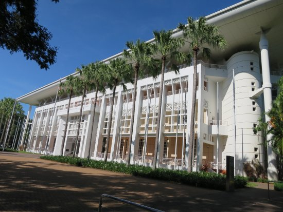 Northern Territory Library : 建物外観