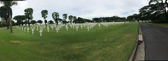 Manila American Cemetery and Memorial: Impressive... lost in words!