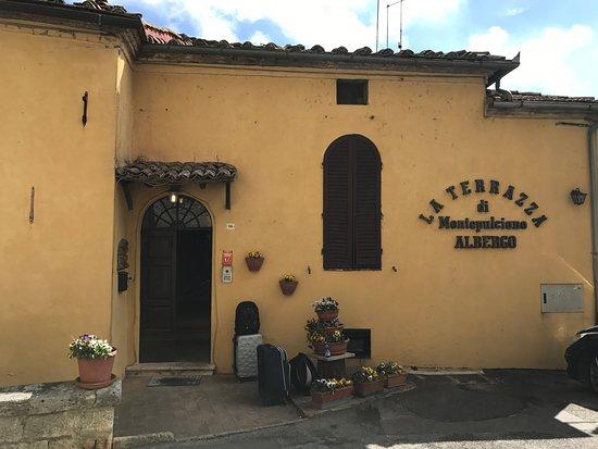 photo0.jpg - Picture of La Terrazza di Montepulciano, Montepulciano ...