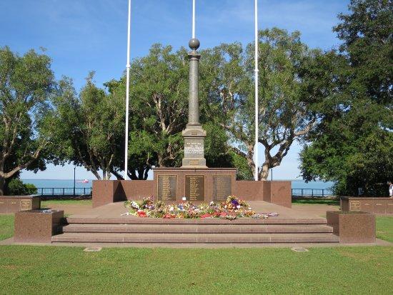 Darwin Cenotaph