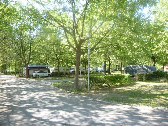 Alsoors, Ungarn: Camping