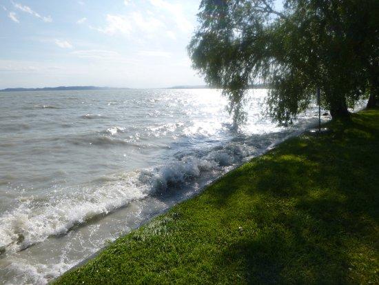 Alsoors, Hungary: Balaton part