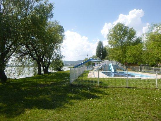 Alsoors, Hungary: Gyerek medence