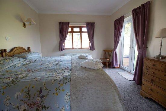 Foxdale, UK: Redwheel's master bedroom