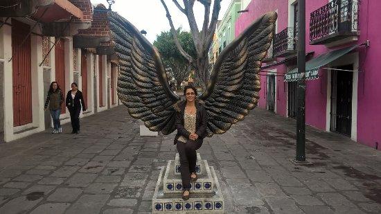 Barrio del Artista, una de las fotos de Puebla que debes tomarte