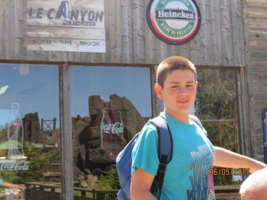Canyoning Park: Bar et fin de l'aventure