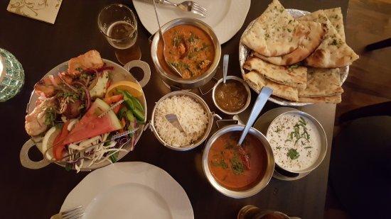Royal India Restaurant og Bar: 20170513_194324_large.jpg