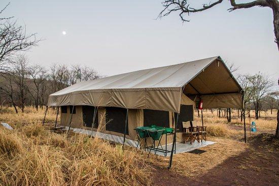 Entrance - Picture of Kati Kati Tented Camp, Serengeti National Park - Tripadvisor