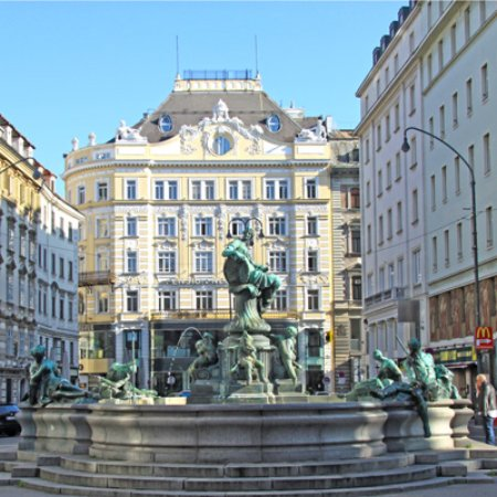 Picture of pension neuer markt vienna tripadvisor for Tripadvisor vienna