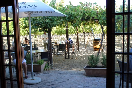 Calitzdorp, Sydafrika: De Krans Wines