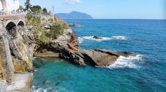 Bagni Blue Marlin Nervi : Panorama picture of blue marlin genoa tripadvisor