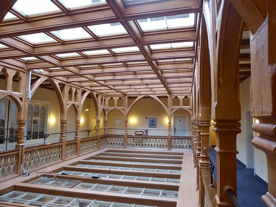 Innenarchitektur Bild Von Hotel Haus Hainstein Eisenach Eisenach