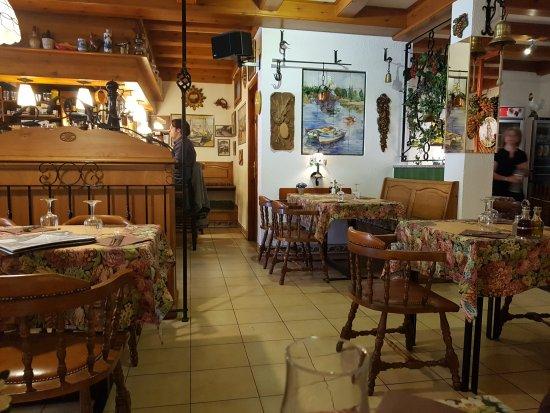 ensalada picture of restaurant la fusta lloret de mar tripadvisor. Black Bedroom Furniture Sets. Home Design Ideas