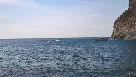 Panza, Италия: Sorgetobucht