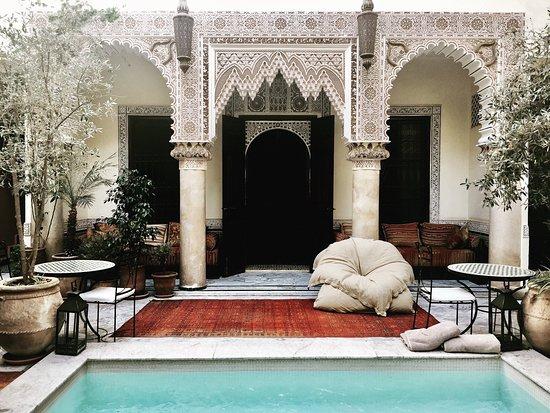 RIad Al Loune, hôtels à Marrakech