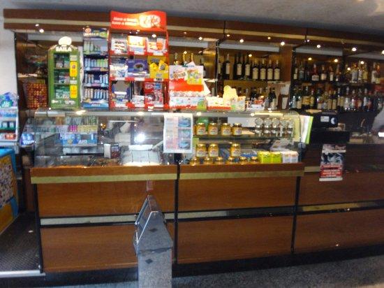 Chiusi della Verna, Ιταλία: More of a bar than a place to get a snack