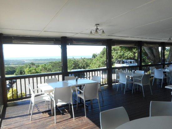 Mtunzini, South Africa: Inside Dining with a View